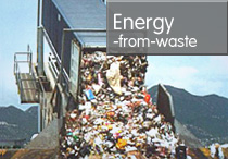 Energy-from-waste